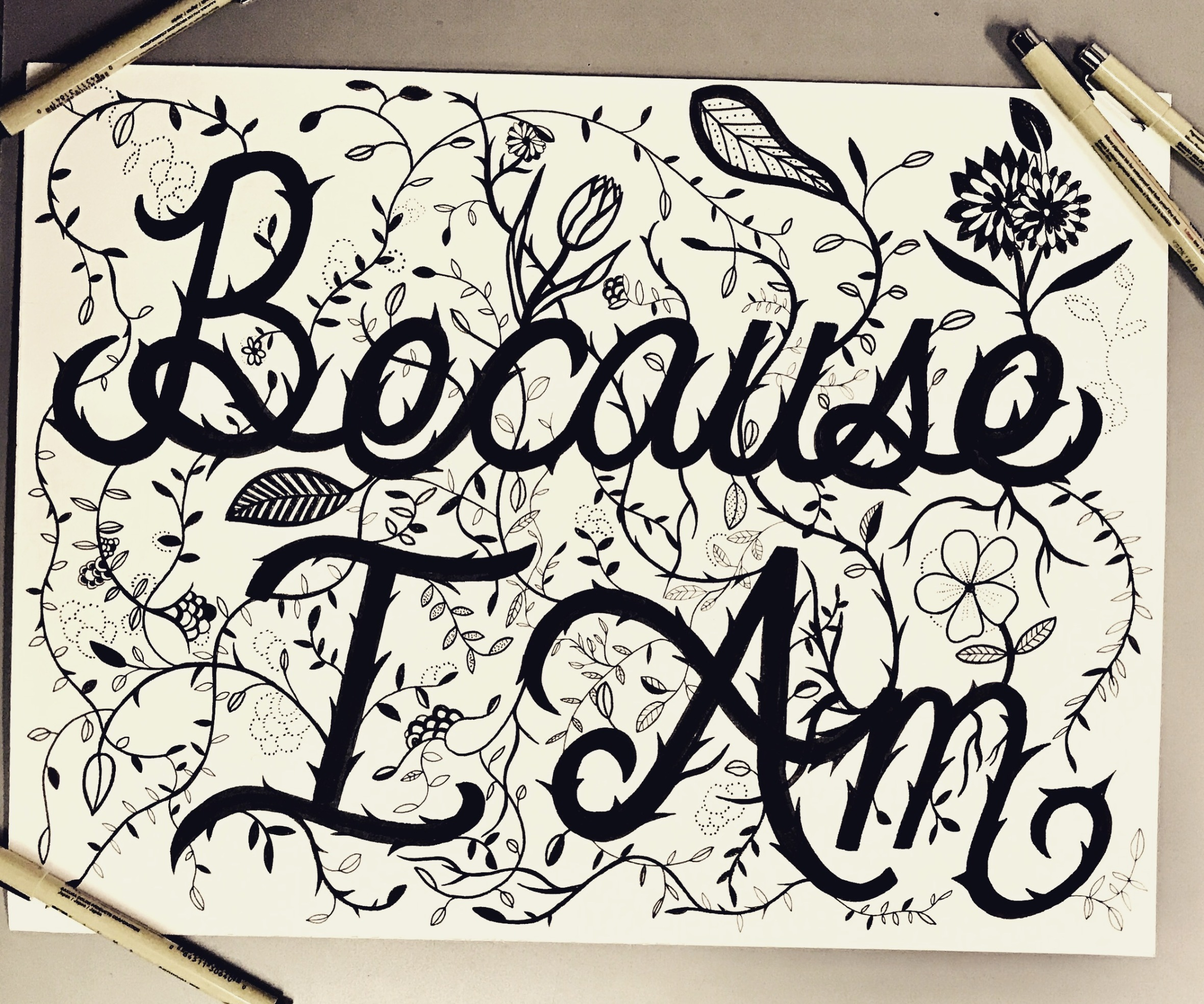 because_i_am_typography