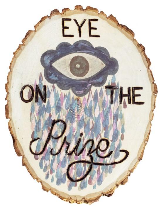 eye prize small